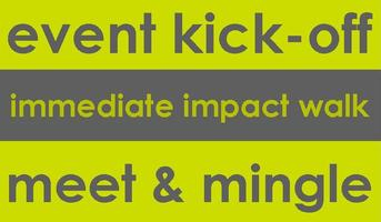 Immediate Impact Walk Kick-Off & Beneficiary Meet n'...