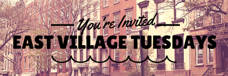 East Village Tuesdays : Networking Event