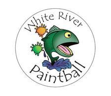 White River Paintball logo