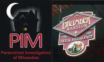 Paranormal Investigation at Brumder Mansion