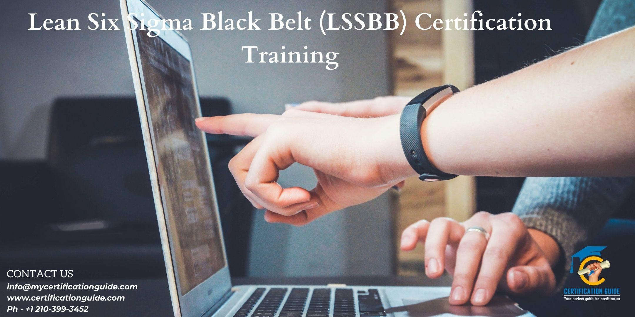 Lean Six Sigma Black Belt Certification Training in Montreal, QC