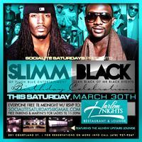 Sean Black and Slimm oBirthday Bash Saturday at Harlem ...