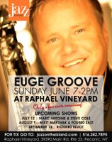 Euge Groove: Jazz On The Island Summer Concert Series