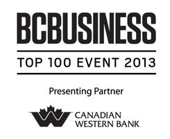 The BCBusiness Top 100 Event