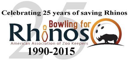Bowling For Rhinos 2015!
