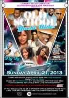 APR 21ST OLD SCHOOL YACHT RIDE HOSTED BY FLY TY OF...