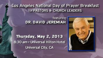 Los Angeles National Day of Prayer Breakfast