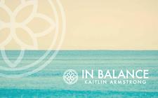 In Balance logo
