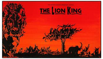 The Lion King New York Minskoff Theatre Ticket