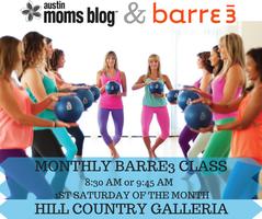 Austin Moms Blog + Barre3