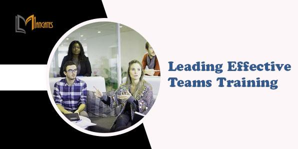 Leading Effective Teams 1 Day Training in Calgary