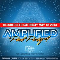 AMPLIFIED POOL PARTY 4