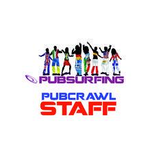 PUBSURFING PUBCRAWL logo