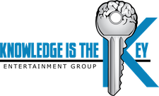 Knowledge Is The Key Entertainment Group logo