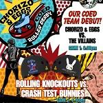 OC Roller Derby: Knockouts Bunnies & Chorizo & Eggs vs...