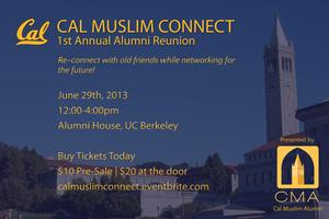 CAL Muslim Connect