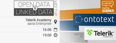 16.06. - Open Data and Linked Data Meetup