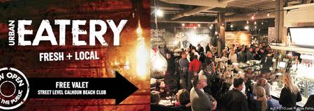 First Thursday Happy Hour At Urban Eatery