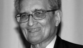 ALUMNI EVENT - Nobel Prize winning economist Amartya...