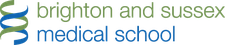 Brighton and Sussex Medical School  logo