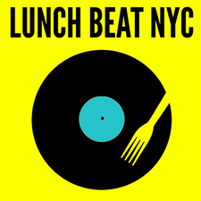Lunch Beat NYC  logo