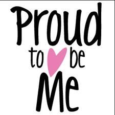 Proud to be Me Foundation logo