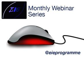 EIE April 2013 Webinar - All you need to know about...