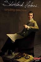 Sherlock Holmes Interactive Murder Mystery - A Table...