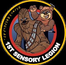 1st Sensory Legion logo