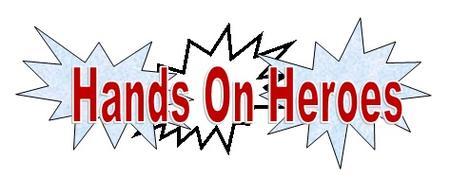 Hands On Heroes 7/29 - Gr. 3-5