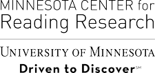 Minnesota Center for Reading Research logo
