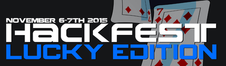 Hackfest 2015 - Lucky Edition