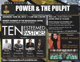 NNPA PRESENTS: POWER & THE PULPIT GOSPEL BRUNCH EVENT