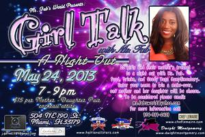 Girl Talk with Ms. Fab, A Night Out