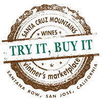 Try It, Buy It Vintner's Marketplace of the Santa Cruz Mountains