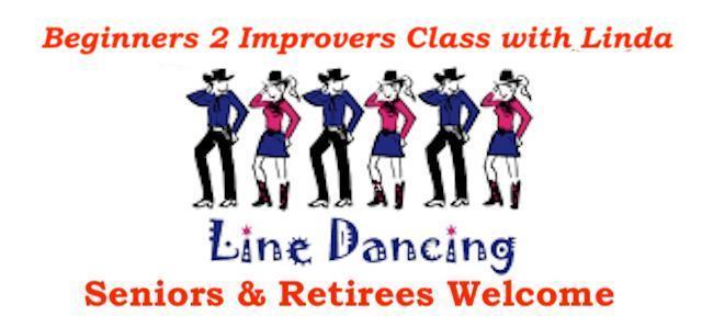 FREE Beginner's & Improver's Line Dancing Class at Acacia Ridge