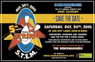 5th Annual Core Element Strike for STEM