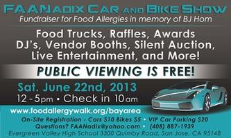 FAANaDIX Car and Bike Show