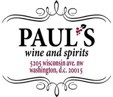 Paul's Wine & Spirits logo