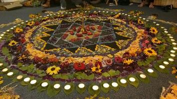 Oneness:  Bhakti Gathering and Ganesha Yantra Process...