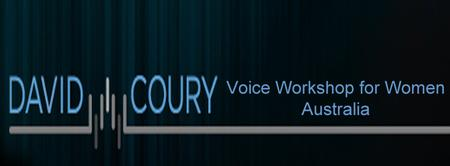 David Coury's Voice Workshop for Women - Australia