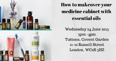 How to Makeover your Medicine Cabinet with Essential Oi...