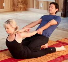 Thai Yoga Bodywork Certification Training in Asheville, NC -24...