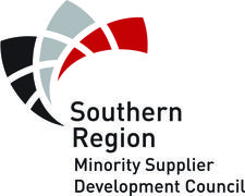 Southern Region Minority Supplier Development Council (SRMSDC) logo