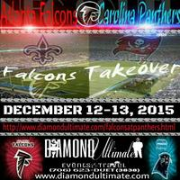 FALCONS VS PANTHERS 2015 - December 12-13, 2015 -...