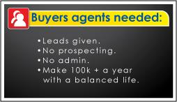 Buyers agents needed - Durham Region real estate teams looking...