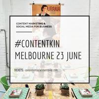 #ContentKin: Social Media & Content Marketing Workshop...