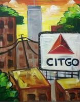 Citgo Sign  @ 10 AM