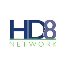 HD8 Network logo