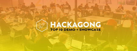 Hackagong 2015 Top 5 Pitches + Demo Day [Blender...